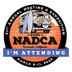 NADCA 30th Annual Meeting Attendee Badge