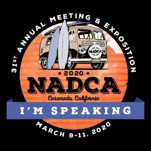 NADCA 30th Annual Meeting Speaker Badge
