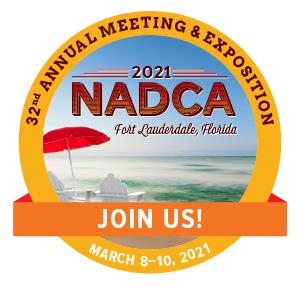 NADCA Annual Meeting Brag Badge